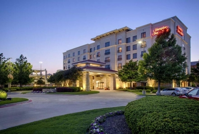 Commercial Real Estate Loan Closings Pioneer Realty Capital Hotel Hampton Inn McKinney Texas