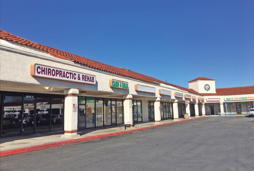 Commercial Real Estate Loans Retail Strip Centers Pioneer Realty Capital