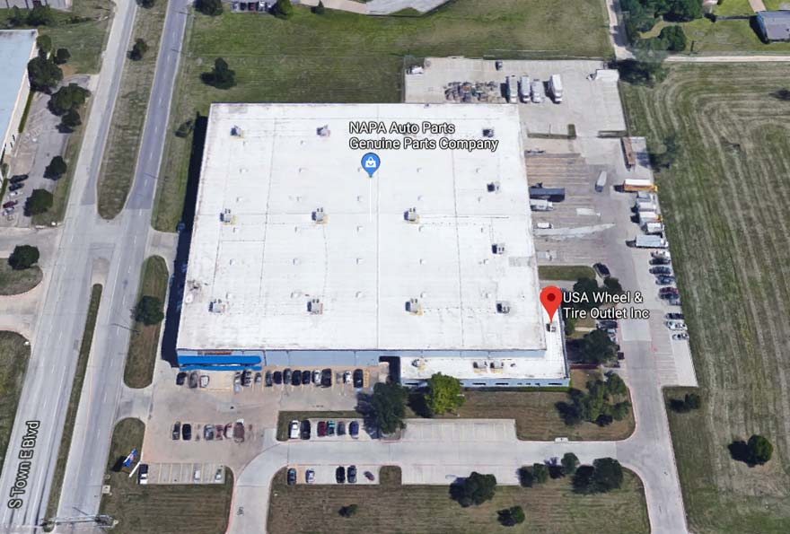 Commercial Real Estate Warehouse Capital Investors Loans Pioneer Realty Capital