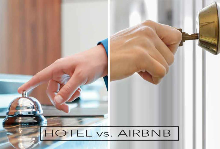 Airbnb Vs Hotel Is Hospitality Still A Safe Investment