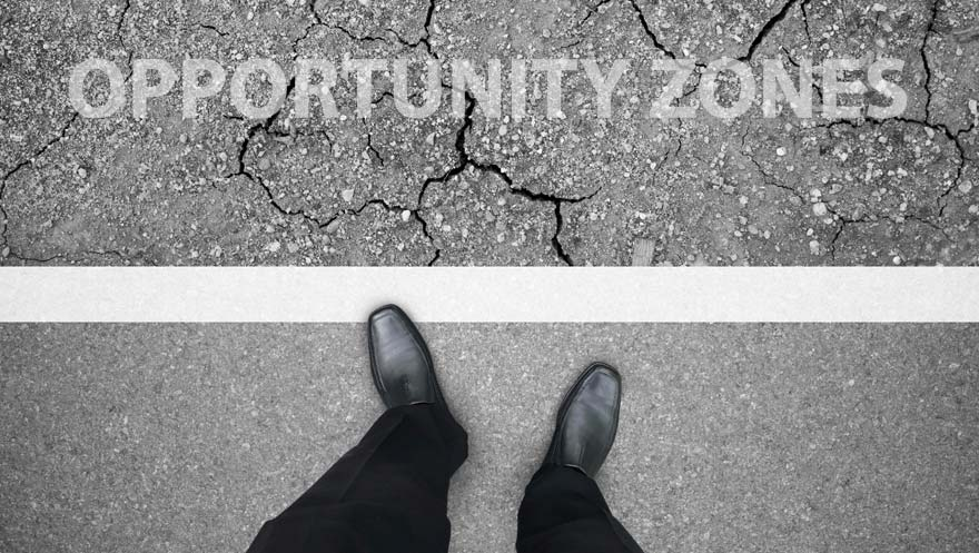 Commercial Real Estate Industry Cycle Opportunity Zones