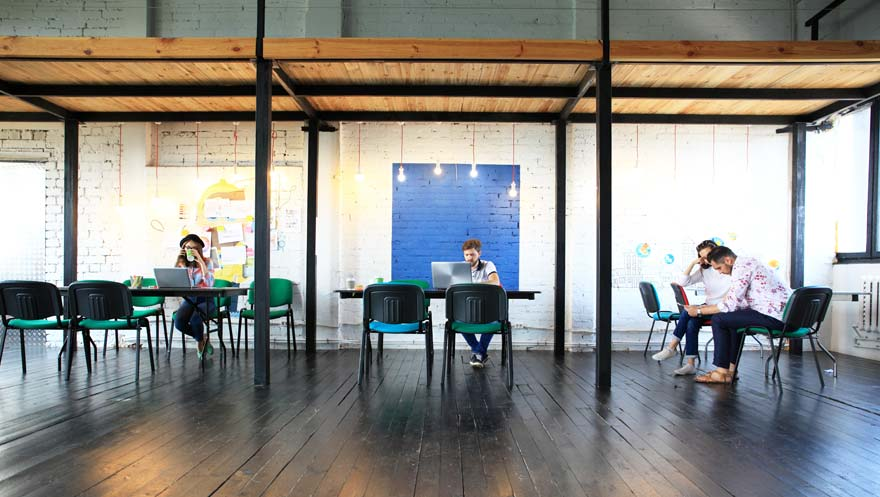 Coworking Spaces For Remote Workers