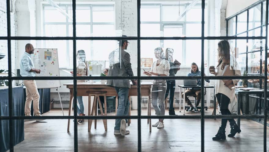 Coworking Spaces Current Economy Pioneer Realty Capital