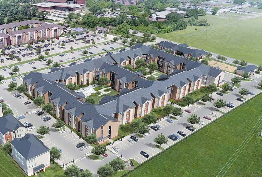 Commercial Real Estate Crowdfunding Opportunities Pioneer Realty Capital Prairie View Texas Phase 1 Funded